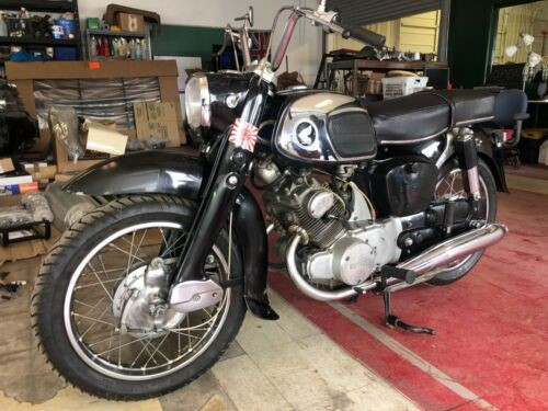 1969 Honda Baby Dream Black craigslist