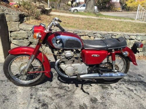 1969 Honda Other Red photo