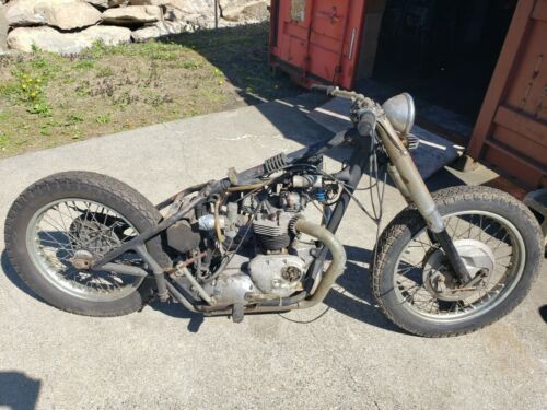 1969 Triumph T120R black for sale craigslist