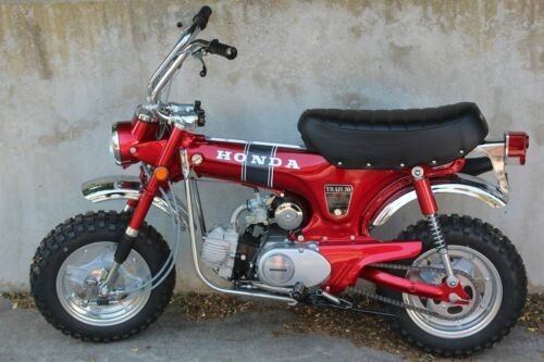 1970 Honda Other Red photo