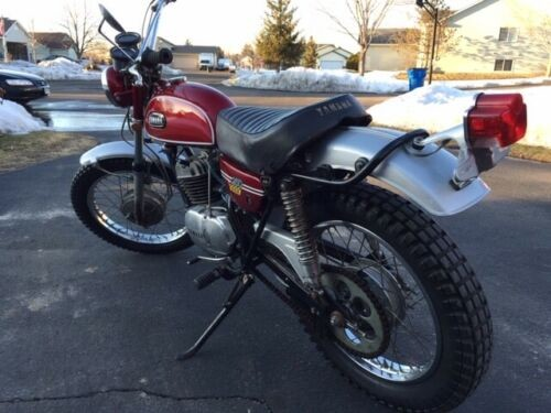 1970 Yamaha DT1 Red for sale