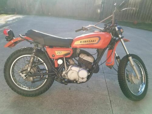 1971 Kawasaki Other Orange for sale