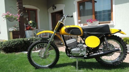 1972 Custom Built Motorcycles Yellow Tank Yellow for sale craigslist