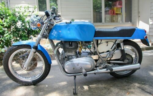 1972 Royal Enfield Rickman  photo