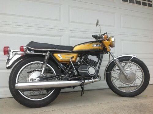 1972 Yamaha Other Gold / Black / Chrome craigslist