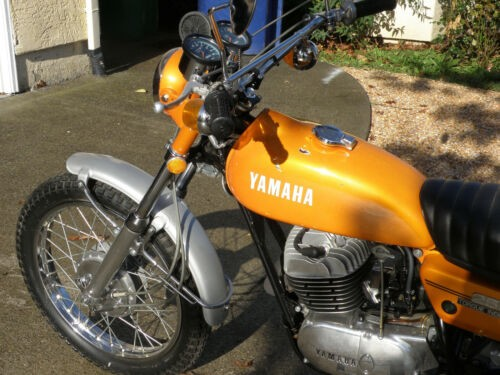1972 Yamaha Other Gold photo