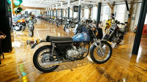 1973 Harley-Davidson SS Sprint 350 Blue for sale