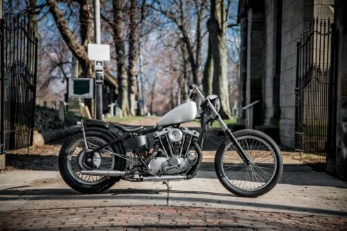 1973 Harley-Davidson Sportster  photo