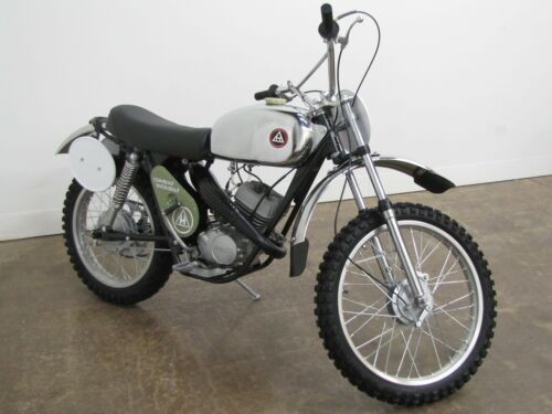 1973 Hodaka COMBAT WOMBAT CHROME AND BLACK craigslist