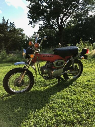1973 Honda CT  photo