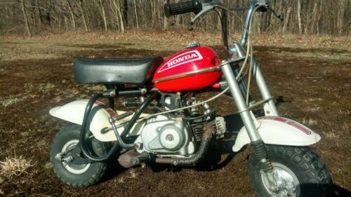 1973 Honda QA50 Red for sale