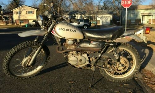 1973 Honda XL 250 Motorsport for sale craigslist