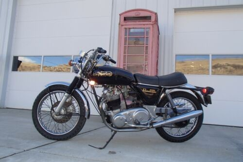 1973 Norton Commando 850 Black for sale craigslist