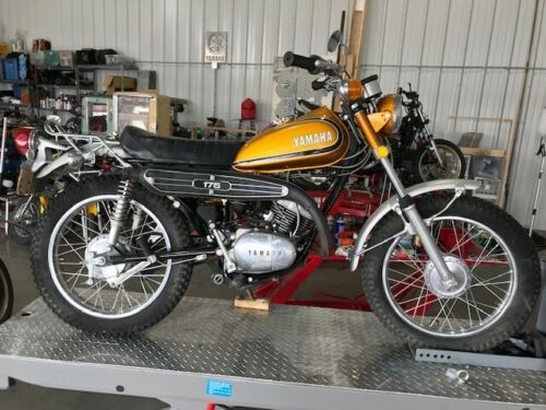 1973 Yamaha CT1 Gold craigslist