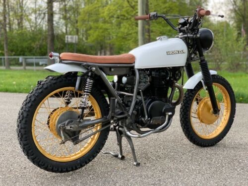 1974 Honda CB  photo