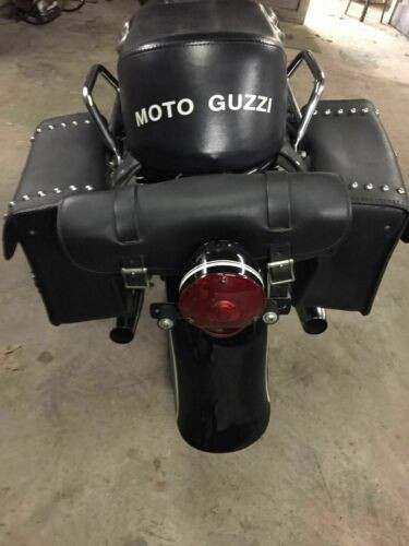 1974 Moto Guzzi El Dorado Black photo
