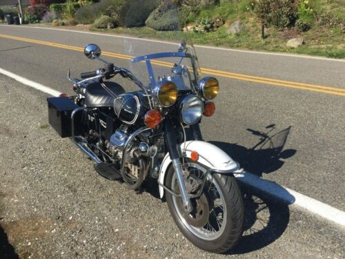 1974 Moto Guzzi Eldorado Police for sale
