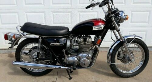 1974 Triumph Trident Black for sale craigslist