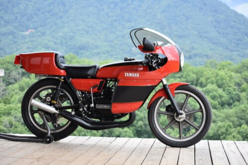 1974 Yamaha Other Red photo