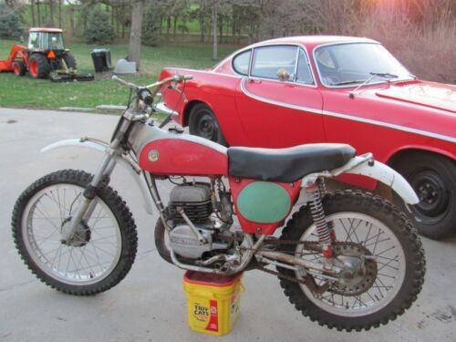 1975 Bultaco pursang for sale