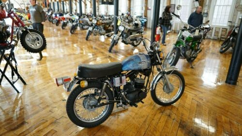 1975 Harley-Davidson Aermacchi Z90 Blue for sale