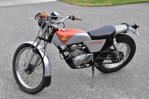 1975 Honda Other Gray for sale