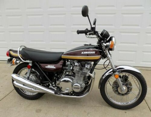 1975 Kawasaki Z1 B super candy red for sale