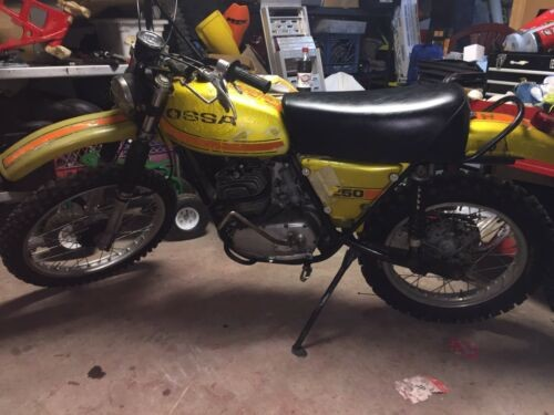 1975 Other Makes Ossa for sale craigslist