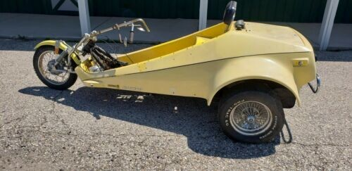 1975 Other Makes RUPP CENTUAR Yellow photo