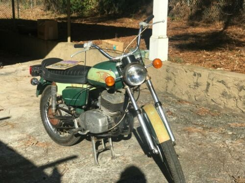 1975 Other Makes cz-jawa for sale