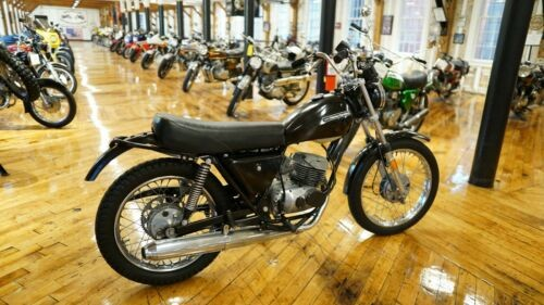1976 Harley-Davidson Aermacchi SS175 Black for sale