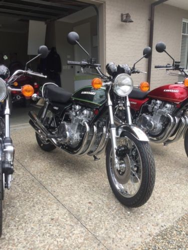 1976 Kawasaki KZ900-A4 Diamond Dark Green for sale craigslist