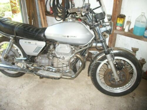 1976 Moto Guzzi 850 T Gray photo