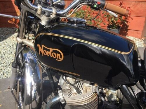 1976 Norton Commando MK3  photo