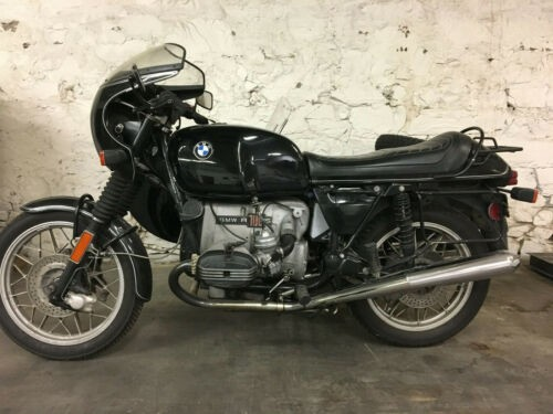 1978 BMW R-Series Black photo