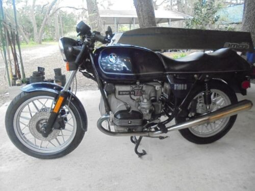 1978 BMW R-Series Blue for sale