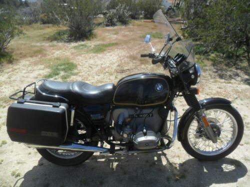 1978 BMW R-Series Brown photo