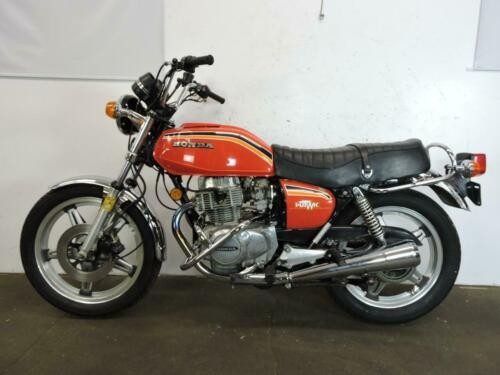 1978 Honda CB  photo