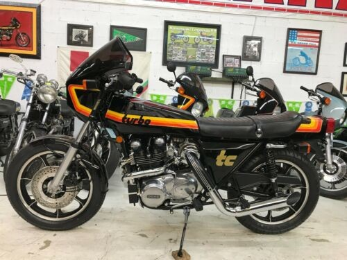 1978 Kawasaki KZ1000 Z1R BLACK/ORANGE/YELLOW craigslist