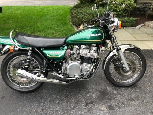 1978 Kawasaki Other Green photo