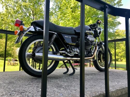 1978 Moto Guzzi T3 Black photo