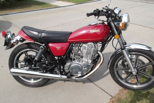 1978 Yamaha Other Red photo