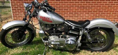 1979 Harley-Davidson Other Silver photo