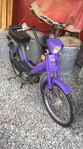 1979 Honda Other Purple photo