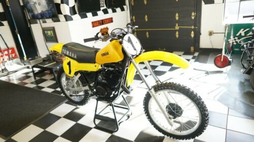 1979 Yamaha YZF Yellow for sale