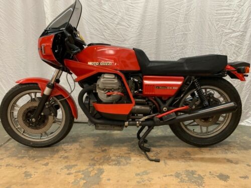 1980 Moto Guzzi CX100  photo
