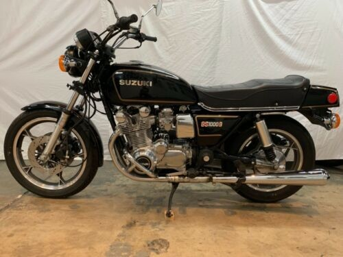 1980 Suzuki GS  photo