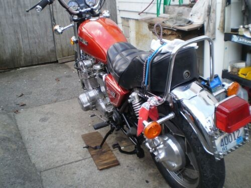 1980 Suzuki GS Red photo