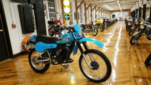 1980 Yamaha IT175 Sky Blue craigslist
