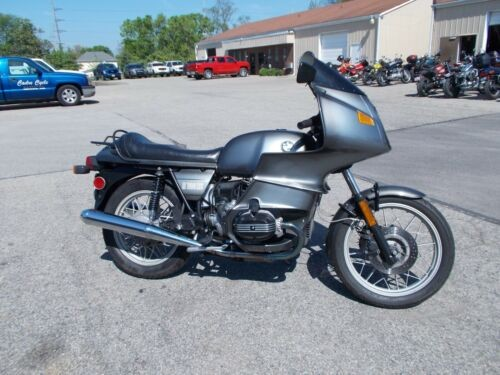 1981 BMW R-Series Gray photo
